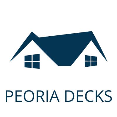 Peoria Decks Logo